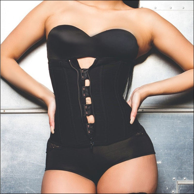 c6c0832e391 Clip and Zip Rubber Latex Waist Trainer – NeedIt.ca