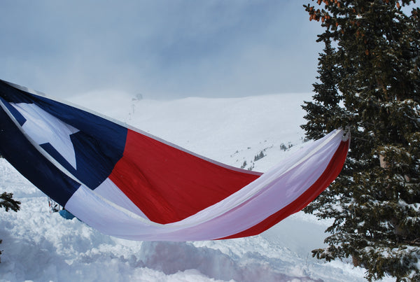 Texas Flag Hammock