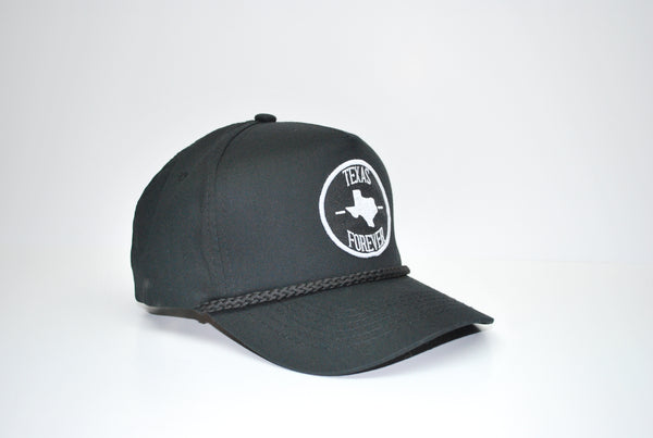 Texas Forever 5-Panel Snapback Hat