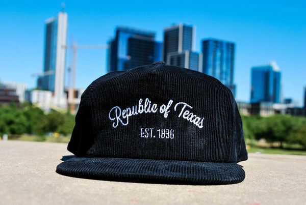 Republic of Texas 5-panel Corduroy