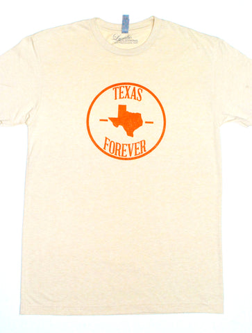 Burn Orange Texas Forever T-Shirt