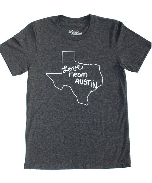 Love From Austin T-Shirt