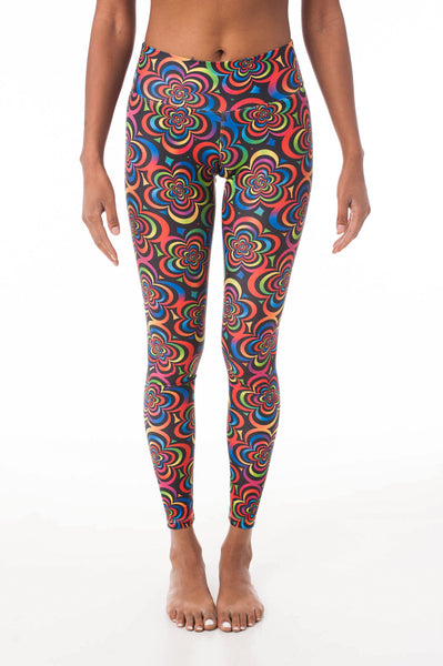 Flower Child Long Leggings