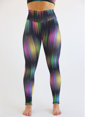 Spectrum Leggings Long - KDW Apparel