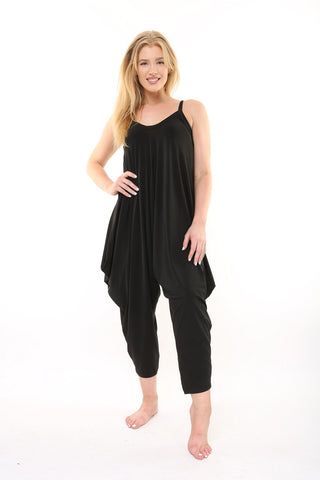 Black Traveler Jumpsuit