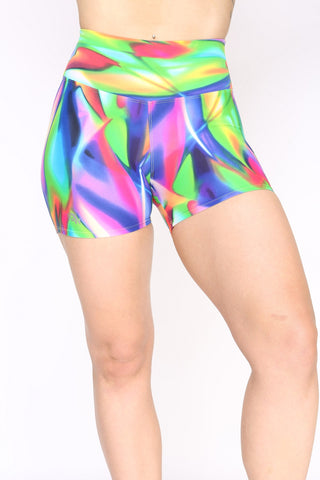 Bomb Shorts Kaleidoscope