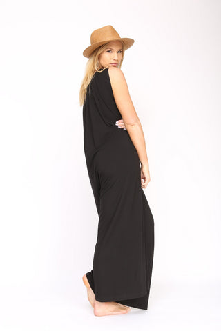 Maxi Wide Leg Jumpsuit