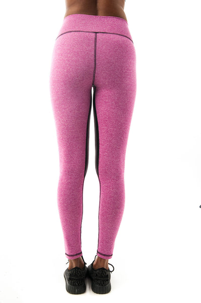Pretty in Pink Leggings - KDW Apparel