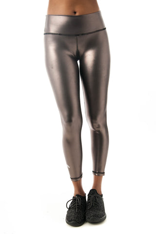 Disco Vogue Champagne Leggings