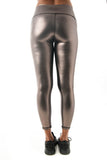 Disco Vogue Champagne Leggings - KDW Apparel