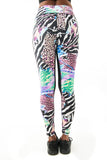 Safari Leggings - KDW Apparel
