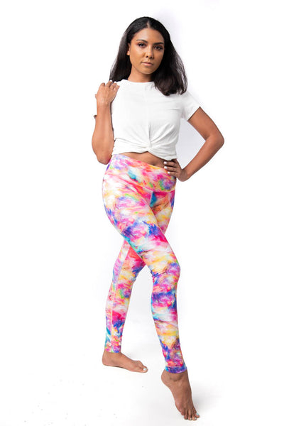 Nebula High Raise Leggings