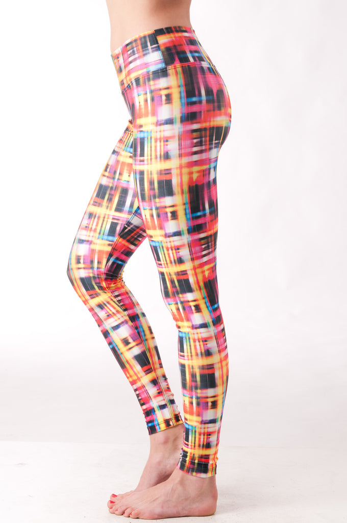Times Square Pilates Long - KDW Apparel