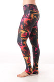 Jamba Long Leggings - KDW Apparel