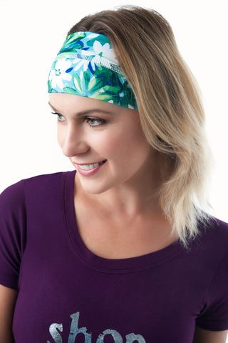 Vibrant Print Headbands - KDW Apparel