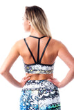 Strappy Back Bralette - KDW Apparel