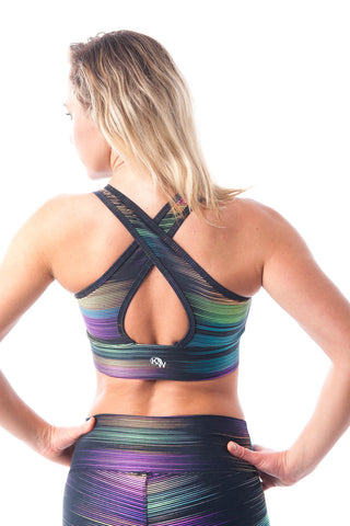 Goddess Crop Top - Spectrum