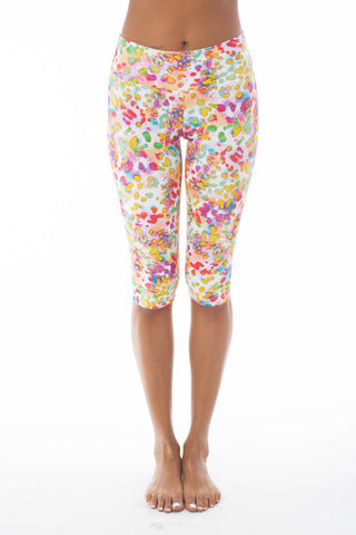 Jelly Beans Capri - KDW Apparel