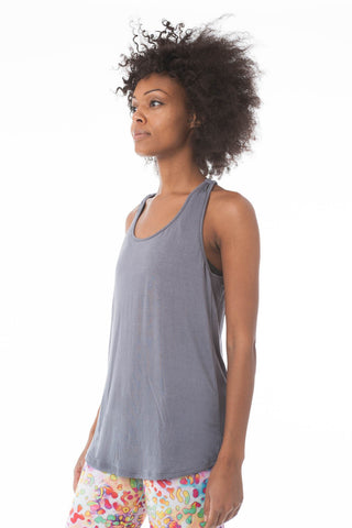 Open Back Tank - KDW Apparel