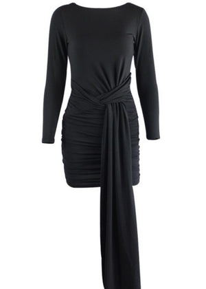 "Ladies Night Backless ""LBD"" Dress"