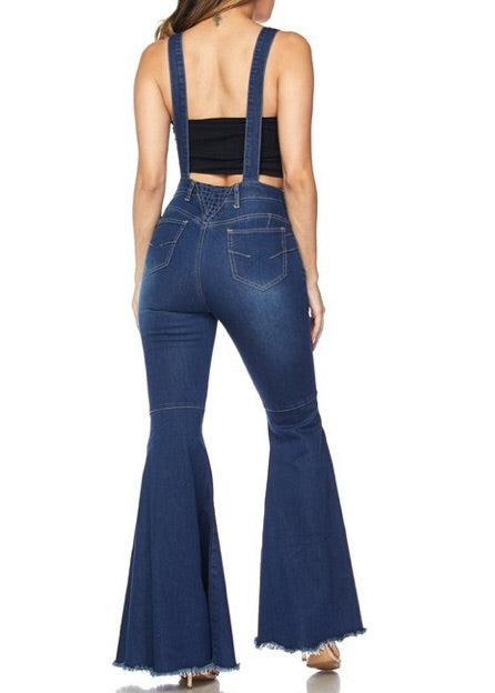 Good Form Overall Jumpsuit