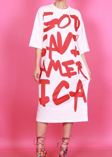 Save Us Midi Dress