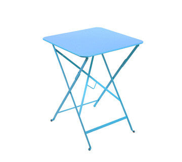 "FERMOB ""bistro"" folding table 57X57cm"