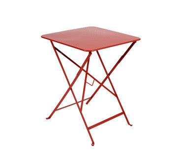 "Fermob ""Bistro"" Folding Square Table 57x57cm"