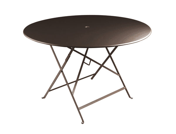 "FERMOB ""bistro"" folding metal table 117cm"