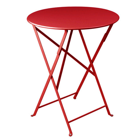 "FERMOB ""bistro"" folding metal table 60cm"