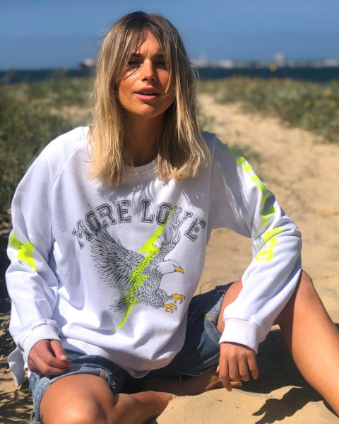 White Eagle Sweat by Hammill & Co