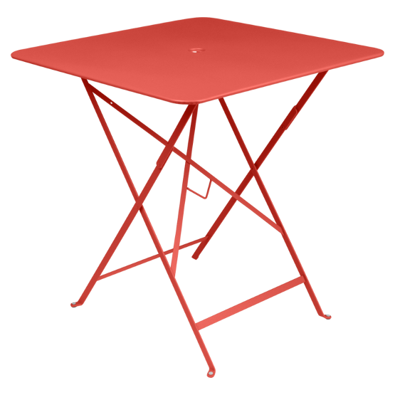 "Fermob ""Bistro"" Square Folding Table 71x71cm"