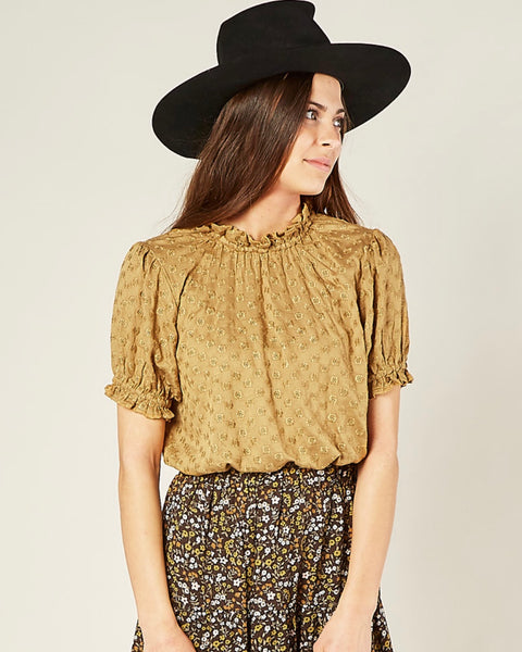 Stella Blouse by Rylee & Cru
