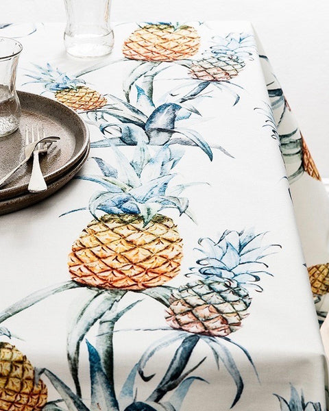 Tablecloth - Ananas