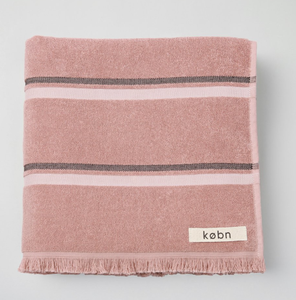 Clay Bath Towel by Kobn