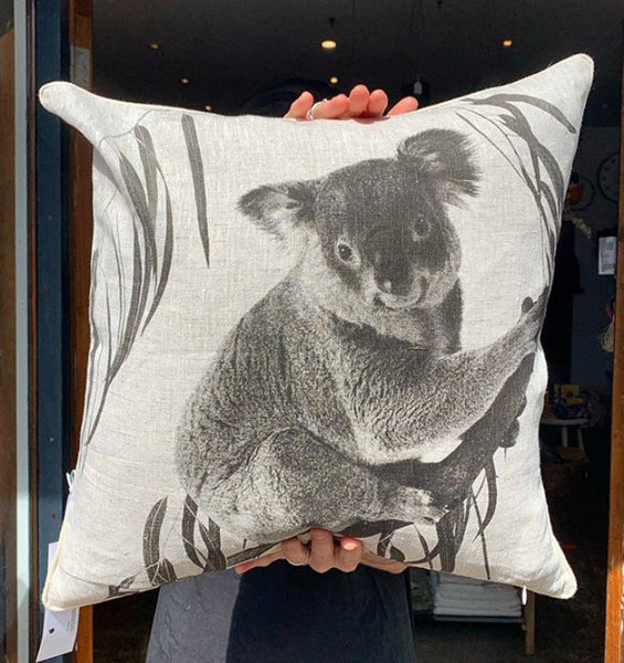 Koala 50cm Cushion by Bonnie and Neil