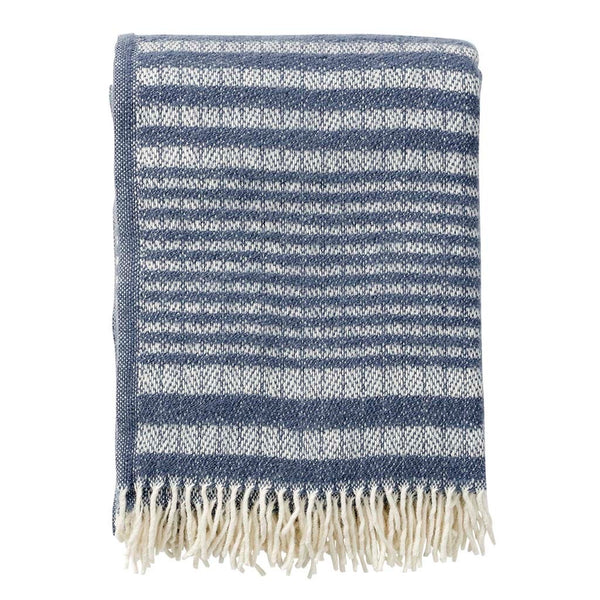 Klippan Roy Blanket Misty Blue