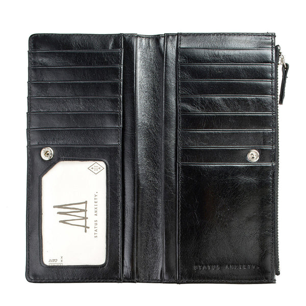 DAKOTA wallet - Black