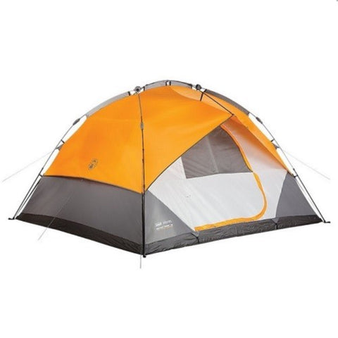 Coleman Big and Tall Signature Tent Instant Dome 7 Person Double Hub -  11