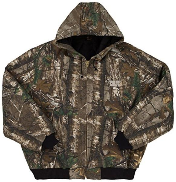 the latest fe73f 19cd4 Realtree Camo Jackets With Pro Football Team Logos – Broncos, Falcons,  Colts and More