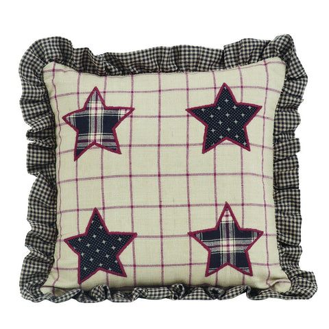 Bingham Star Classic Country Throws & Accent Pillows by Lasting Impressions