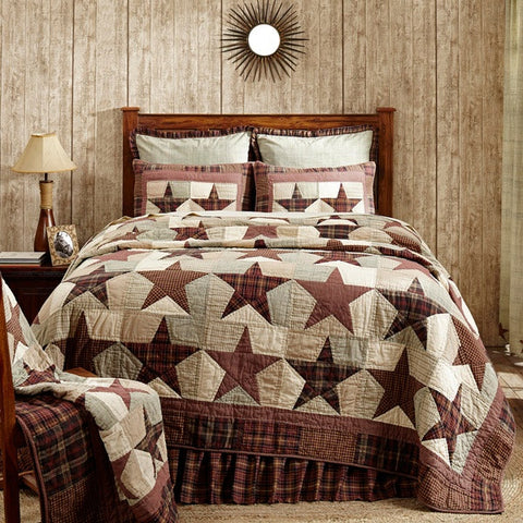 Abilene Star Quilts by Lasting Impressions