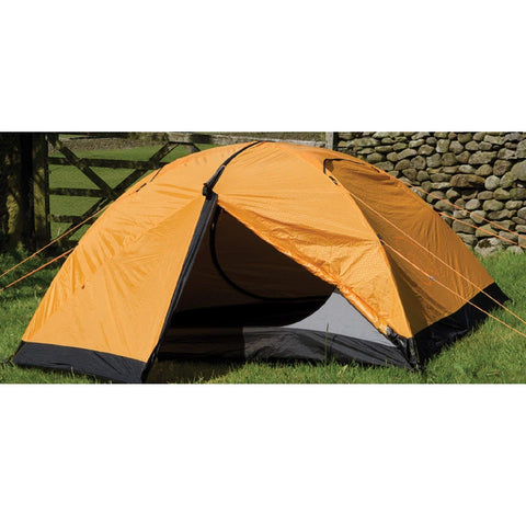 Snugpak Big and Tall Journey Trio Tent, Sunburst Orange