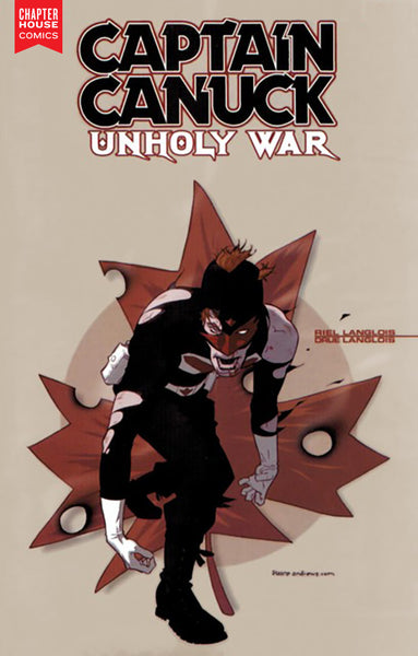 Captain Canuck: Unholy War