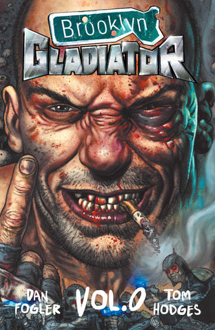Brooklyn Gladiator - Volume 0 GN