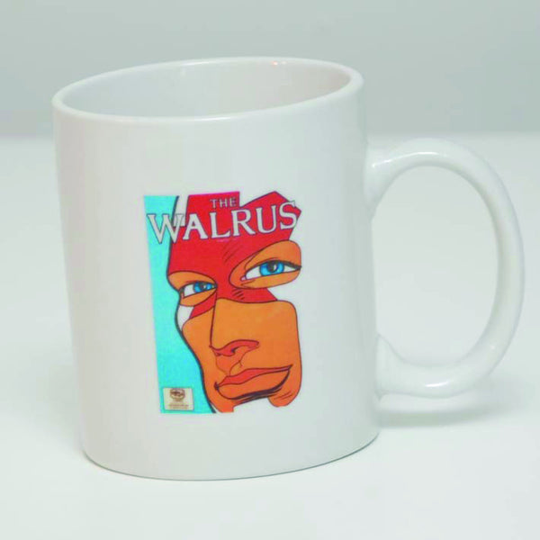The Walrus Magazine Classic Captain Canuck Club Member Mug