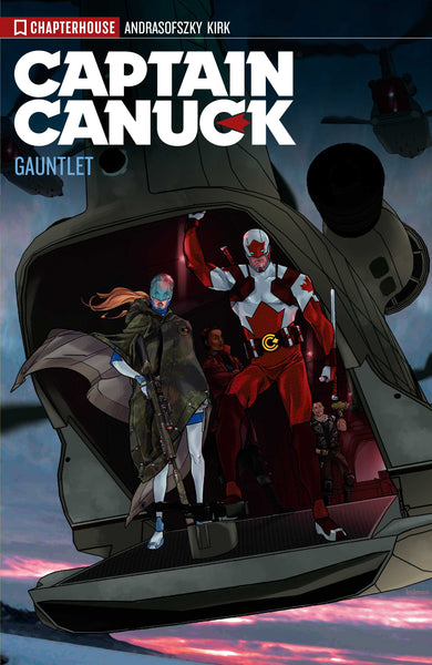 Captain Canuck— Season Two: Gauntlet