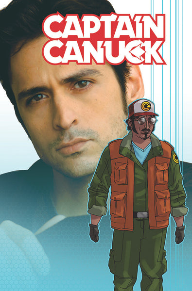 Captain Canuck #11 (Mark Meer Photo Cover Variant)