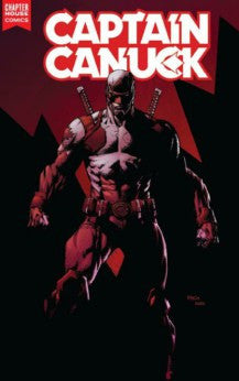 Captain Canuck #1 (Cover H by David Finch, Silver Snail Variant)