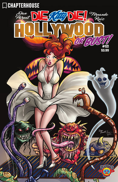 DIE KITTY DIE! Hollywood or Bust! #1 (Cover A—Dan Parent)